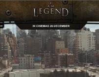WARNER / I Am Legend