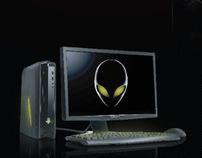 Alienware X51 Print Campaign