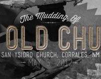 Old San Ysidro Church Mudding Graphic