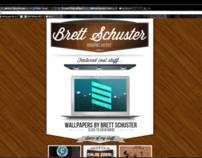 Personal Website (v. 0.1.33, 2012)