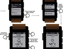 WorseWeather for Pebble