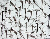 Calligraphic Textures