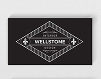Wellstone Interior Design Branding