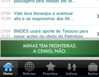 Minas has borders. CEMIG doesn't - Mobile Ad App