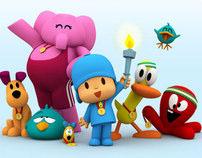 Pocoyo Games 2012