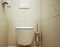 About restroom design