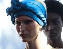Sandra Weil. Fashion Week MX SS'18. RUNWAY