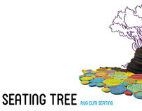 Seating Tree - Rug cum Seating