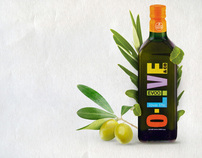 O-LIVE & Co. Olive Oil Bottle Hang Tag