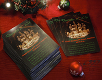 Christmas Choir Concert Invitations