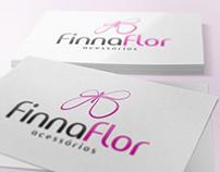 Logomarca Finna Flor
