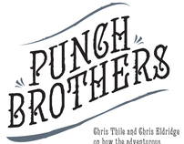 Acoustic Guitar feature on the Punch Brothers