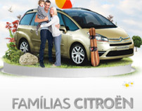 Citroën MPV's