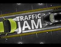Traffic Jam smart tv game - 2011