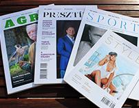 4 Print Magazine full redesign