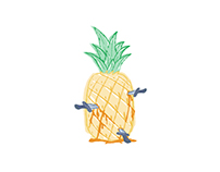 the murder of pineapple