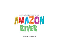 AMAZON RIVER - MANUAL DE IDENTIDAD