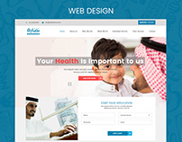 Healthcare Web Design