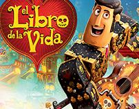Cinex - Movie Characters Visits