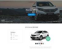 New Car Showroom (Desktop)