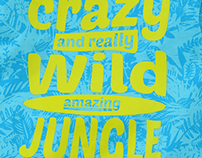 CRAZY JUNGLE - Fashion Design Baby Mode