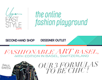 Newsletters Fashion Luxury