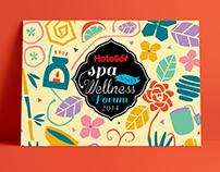 Spa & Wellness Forum - Event Branding