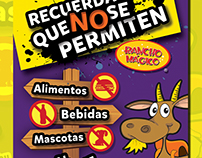 Comunicación interna y Publicidad / Rancho Mágico