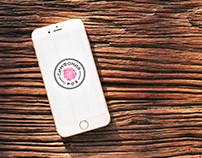 Мобильное приложение по доставке цветов.