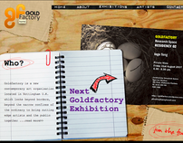 Gold Factory website