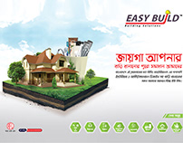 Easybuild Press Ads
