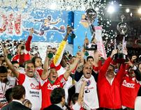 Santa Fe, campeón del fútbol colombiano 2012