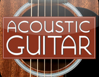 Acoustic Guitar iPad app Icon