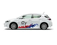 CT 200h / event car graphic