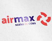 AirMAX - logo & site