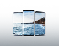 Digital arts - Galaxy S8 / S8+ - Samsung Perú 2017