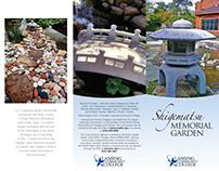 LCC Shigematsu Memorial Garden Brochure