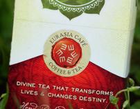 Eurasia Café Tea Packaging