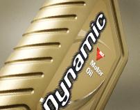 Motor oil branding