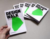 Design Walk Map 2012