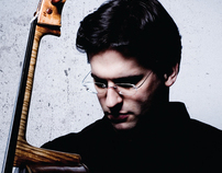 Strings magazine feature on cellist Christian Poltera