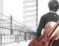 Strings magazine feature on cellist Matthew Barley
