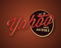 Yahoo Soda Mock-Up