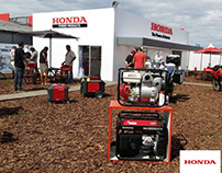 EVENT: Honda en Expoagro 2017