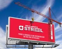 Aceros Corey / Streel - Advertising Campaign