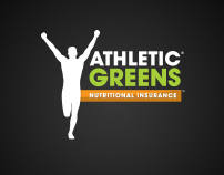Athletic Greens [Web Design]