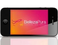 BellezaPura Branding - Conceito e Redação