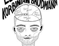 """""""El cerebro de Korbinian Brodmann"""" de Jamón Endiablado"""