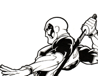 Deadpool Fan-Art