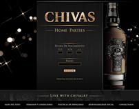 Chivas - Home parties
